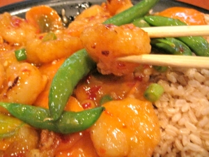 Pei Wei Spicy Shrimp