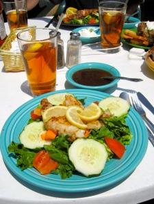 Finz Salad